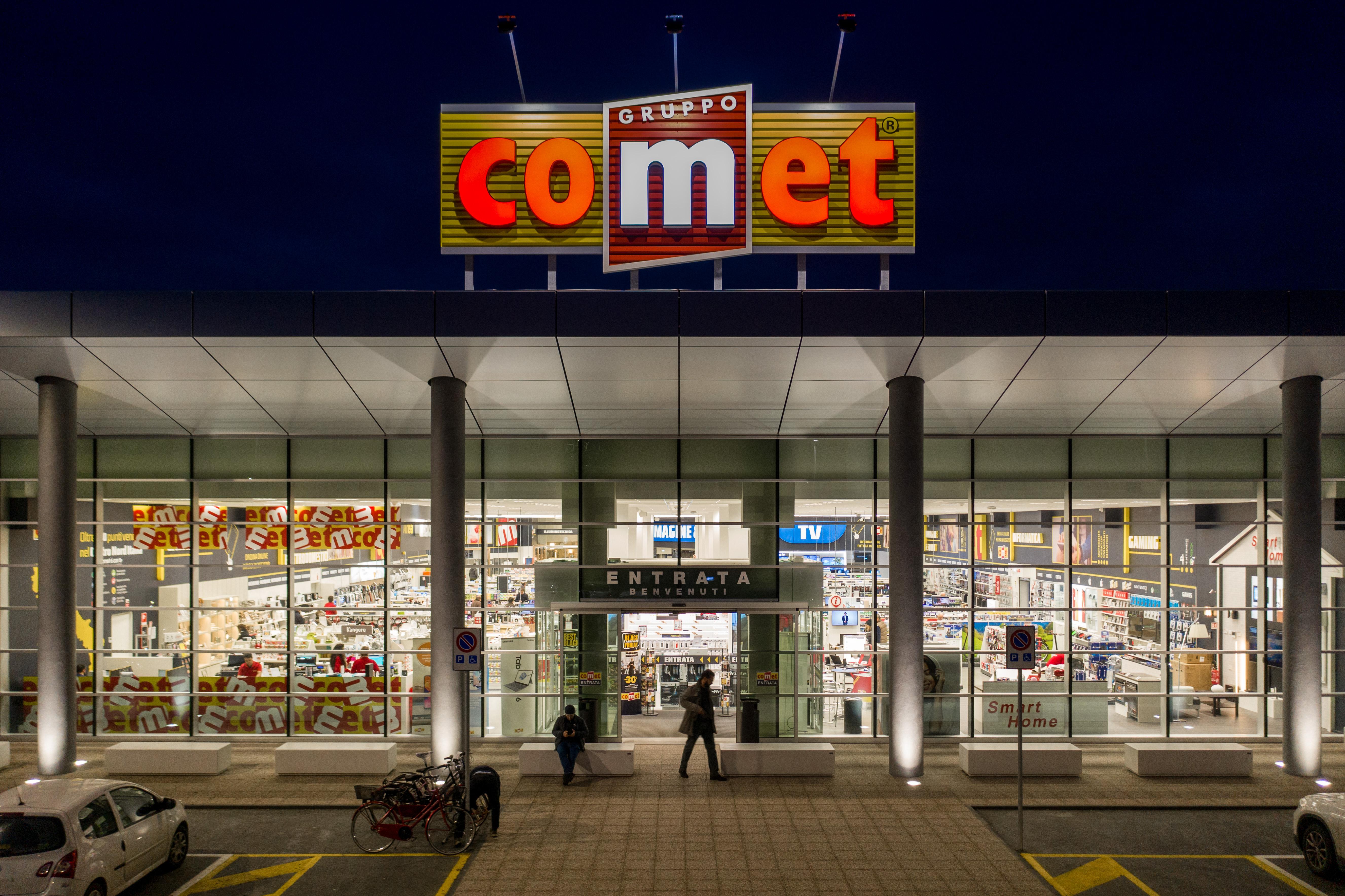 Megastore Comet Spa - Cremona