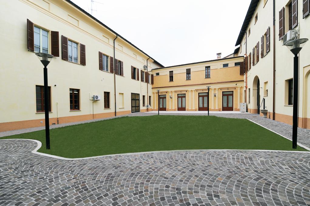 """Fondazione """"Conte C. Busi"""" - Casalmaggiore (CR)"""