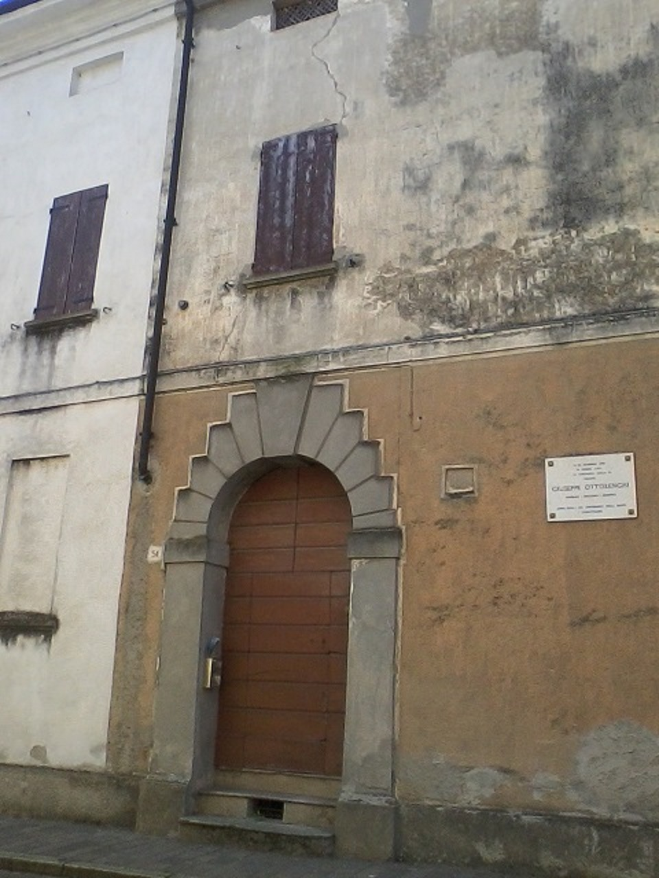 Ristrutturazione edificio - Sabbioneta (MN)