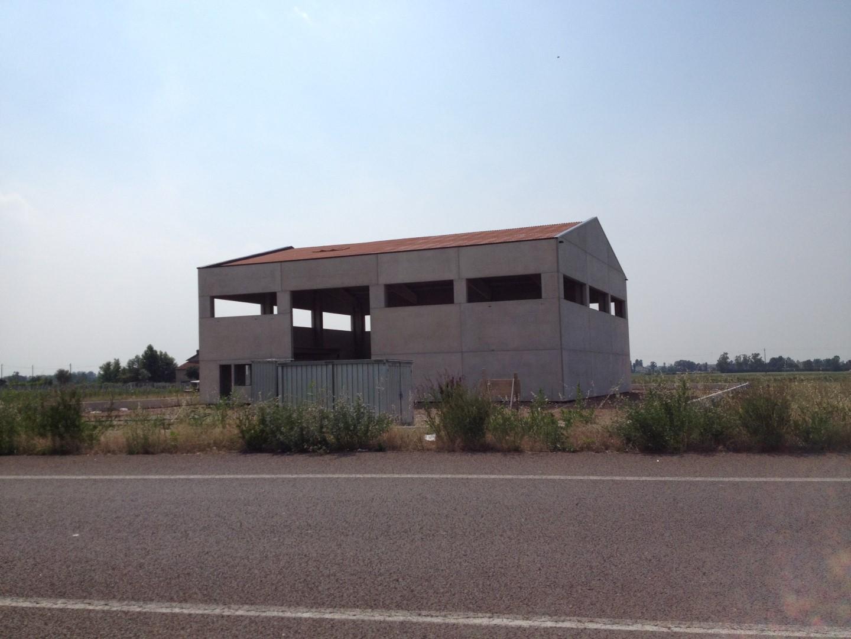 Capannone industriale - Correggio (RE)