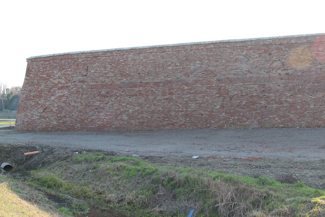 Restauro mura gonzaghesche - Bozzolo (MN)