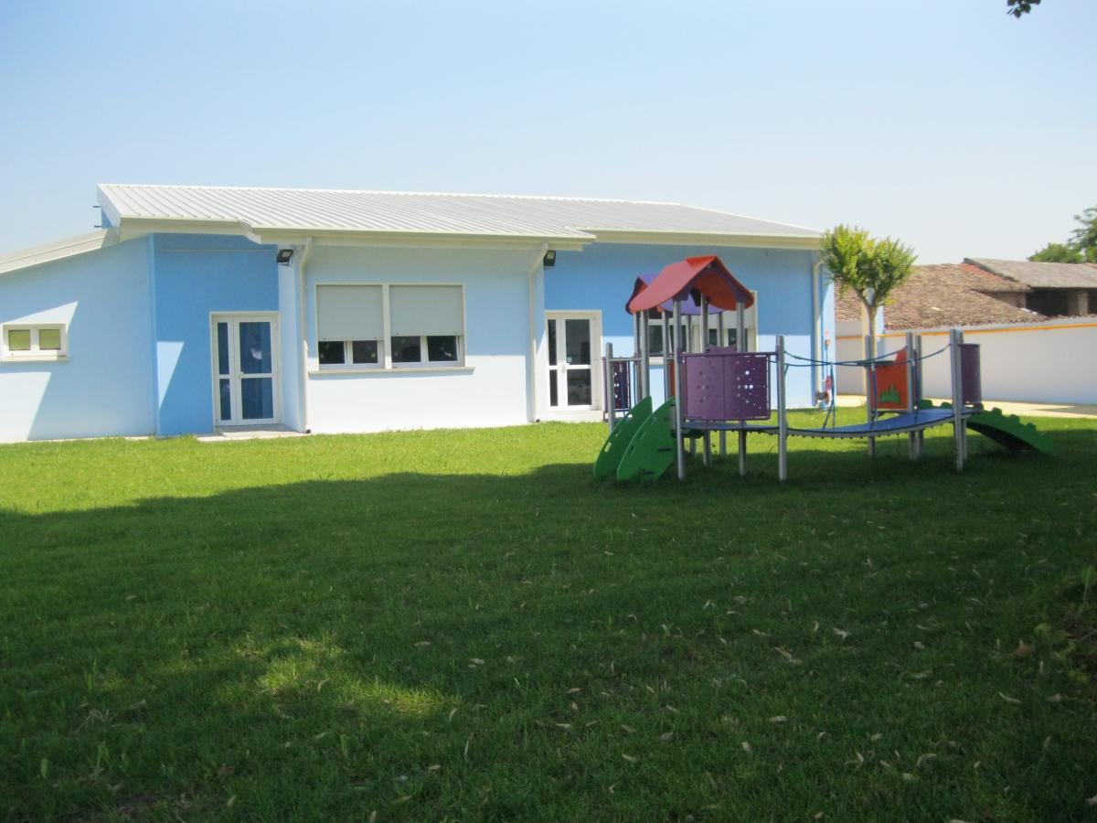 Adeguamento Statico Scuola Materna - Calvatone (CR)