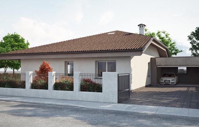 Villa Unifamiliare - Malagnino (CR)