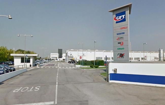 Fabbricato produttivo per Catelli Holding - Parma