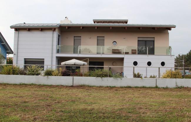 Nuovo edificio residenziale - Boretto (RE)