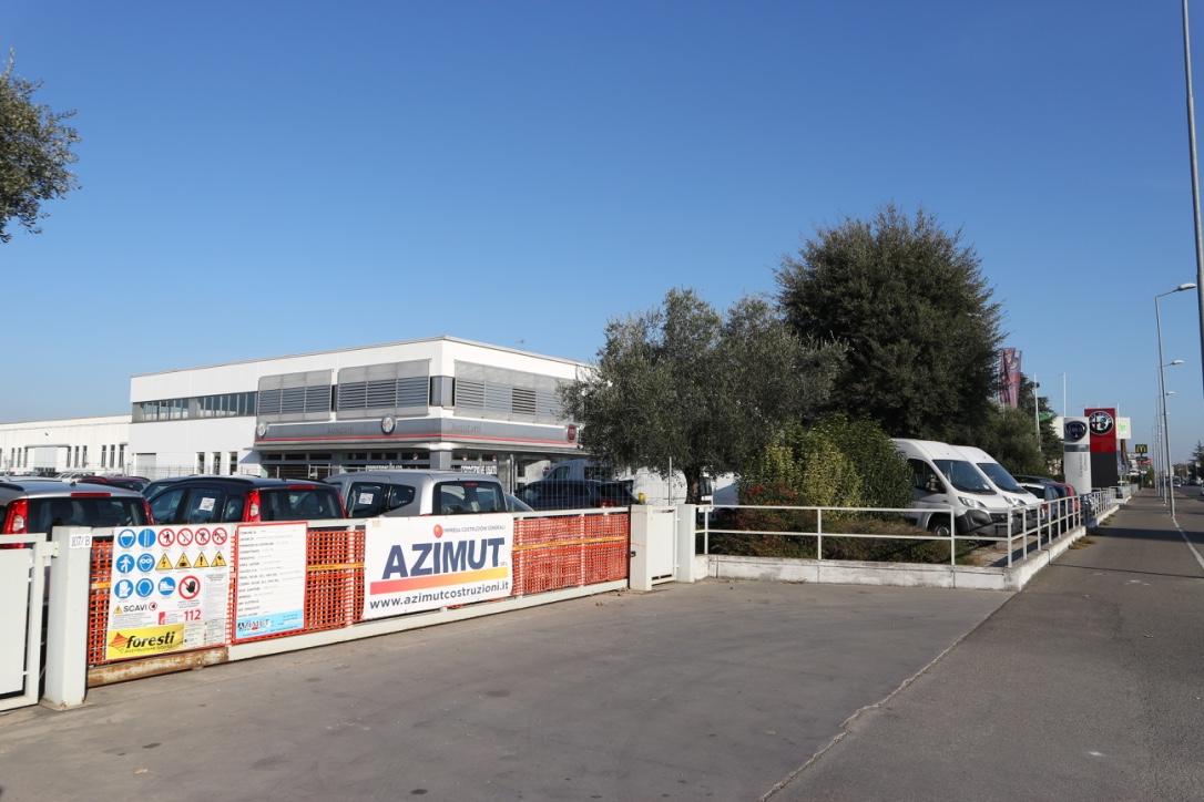Ampliamento di fabbricato industriale - Parma